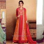 Latest Indian Jacket Style Dresses & Gowns Anarkali Suits 2020