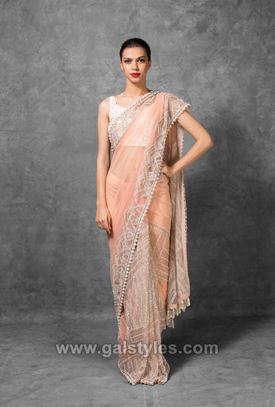 Indian Designer Manish Malhotra Sarees