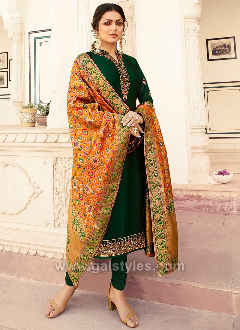 Indian Churidar Suits Salwar Kameez Designs