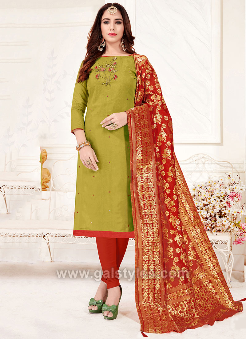 Indian Churidar Suits Salwar Kameez Designs