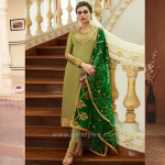 New Indian Churidar Suits Latest Designs Collection 2019